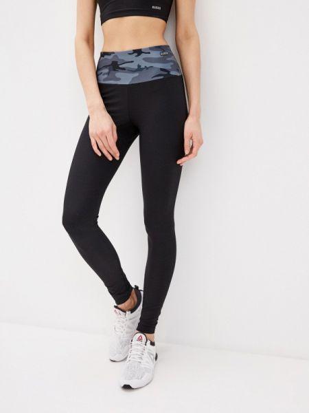 Брюки черные весенний Guess Jeans