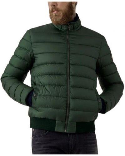 Zielona kurtka Belstaff