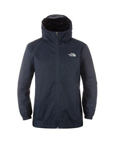 Куртка с капюшоном спортивная прямая The North Face
