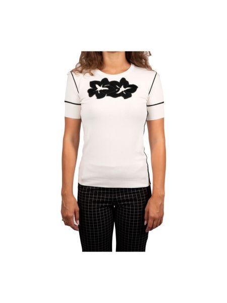 Biała t-shirt Hanita
