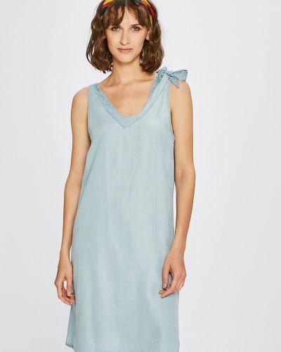 Платье мини с V-образным вырезом прямое Noisy May