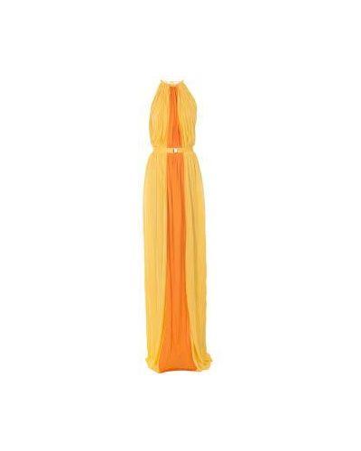 Вечернее платье летнее из вискозы Versace Collection