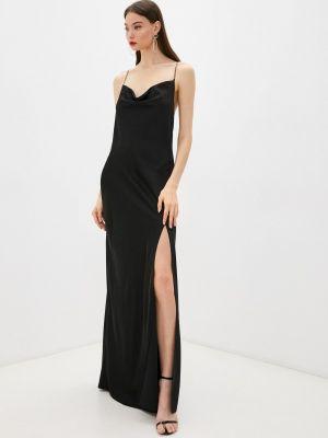 Вечернее платье - черное Seam