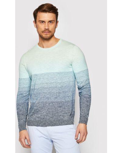 Niebieski sweter Jack&jones