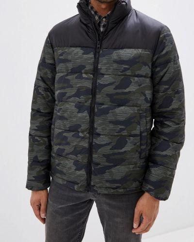 Утепленная куртка - зеленая Shine Original