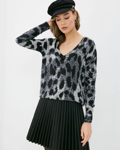 Серый пуловер Wallis
