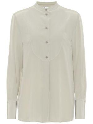 Шелковая блузка Loro Piana