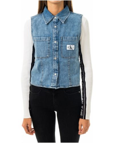 Koszula jeansowa Calvin Klein