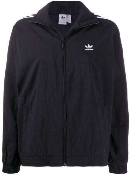 Спортивная куртка укороченная классическая Adidas