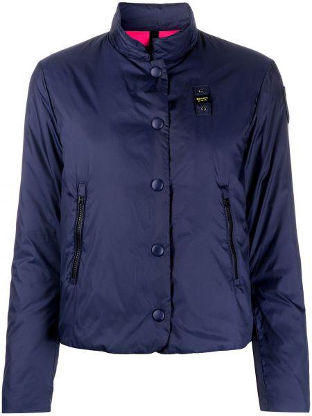 Синяя куртка Blauer
