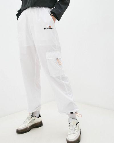 Белые спортивные брюки Ellesse