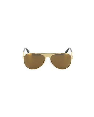 Желтые очки Emporio Armani