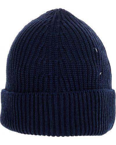 Niebieski kapelusz Maison Margiela