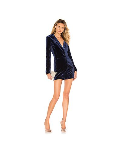 Платье вельветовое с карманами By The Way.