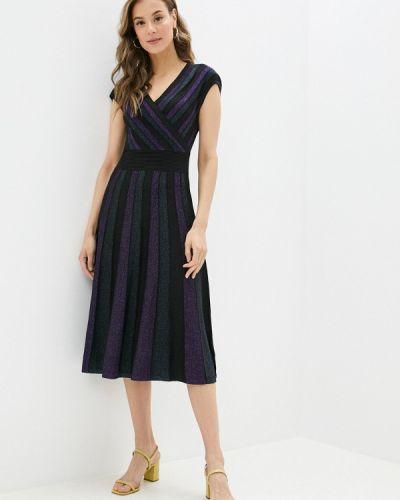 Разноцветное платье Yumi