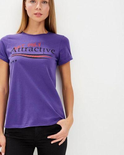 Фиолетовая футболка Imperial