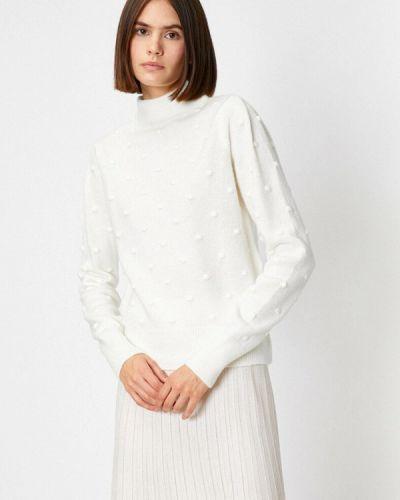 Белый свитер Koton