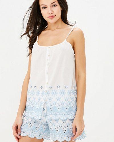 Белая пижама Deseo