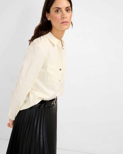 Bluzka zapinane na guziki Orsay