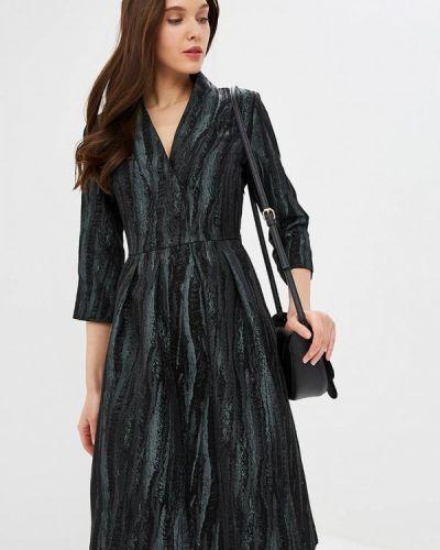 Платье - зеленое Emi