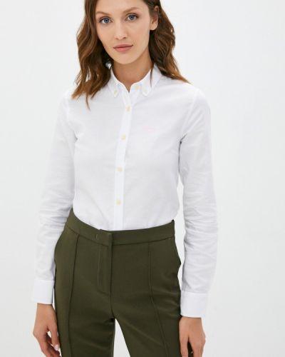 Рубашка с длинным рукавом - белая Galvanni
