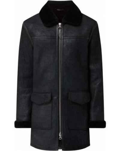 Płaszcz skórzany - czarny Schott Nyc