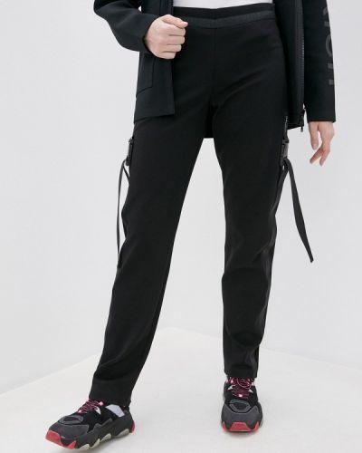 Повседневные черные брюки Bikkembergs