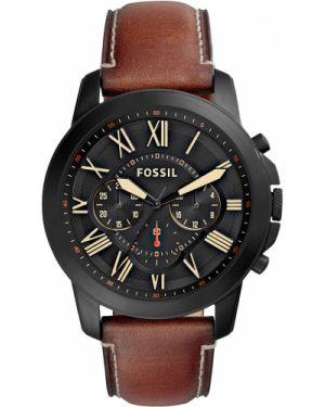Zegarek światło czarny Fossil
