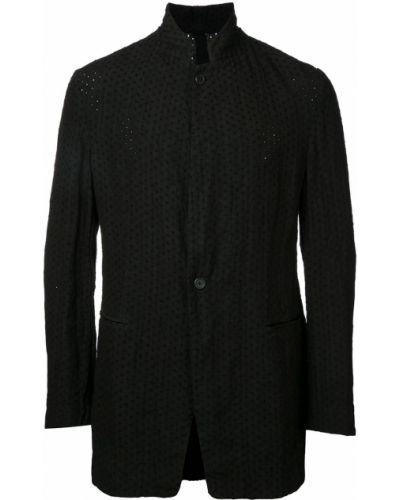 Куртка черная льняная Forme D'expression