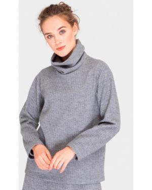 Серый свитер Shtoyko
