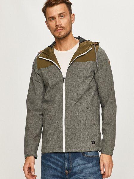 Серая с рукавами куртка с капюшоном Only & Sons