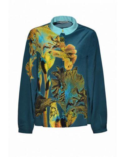 Блузка мятного цвета City Jungle
