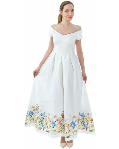 Платье - белое Golda