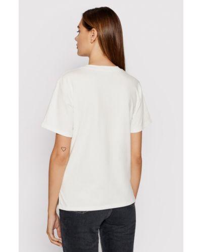 Biała t-shirt Weekend Max Mara