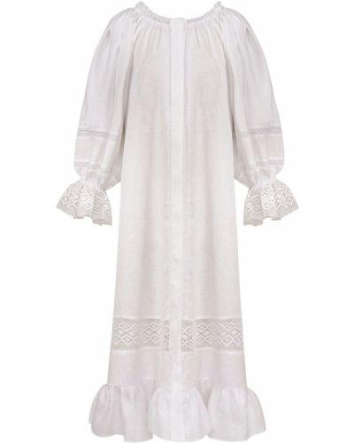 Biała sukienka Sleeper