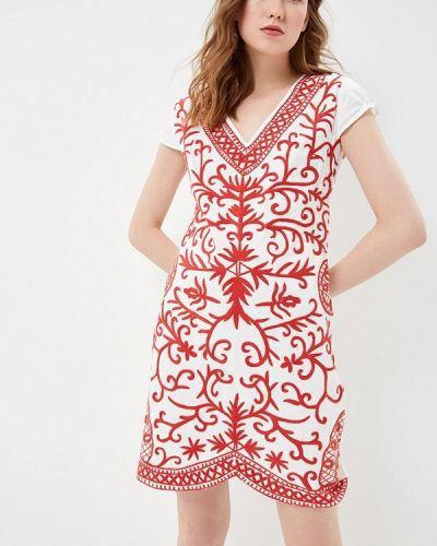 Платье - белое Almatrichi