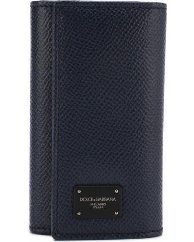 Ключница синий Dolce & Gabbana