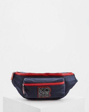 Спортивная сумка поясная текстильная Michael Kors