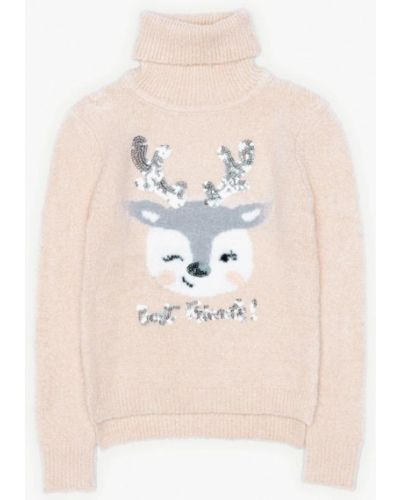 Розовый свитер Acoola