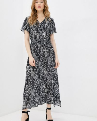 Платье - черное Silvian Heach