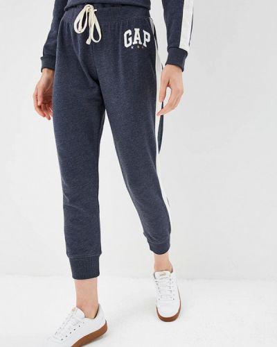 Синие спортивные брюки Gap