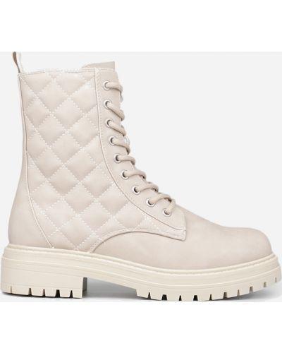 Деловые ботинки - бежевые M Wone