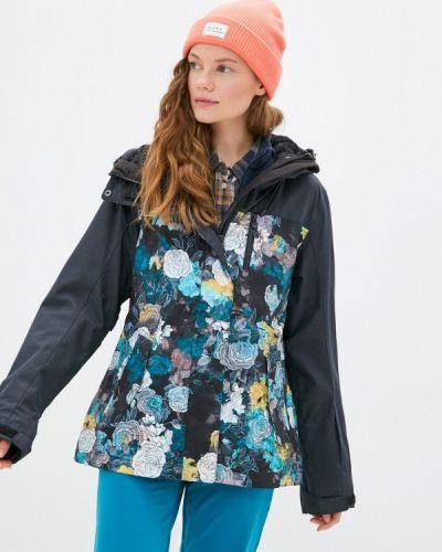 Черная куртка горнолыжная Roxy