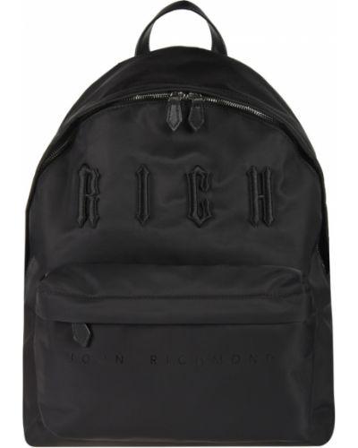 Рюкзак черный John Richmond