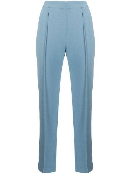 Укороченные брюки с поясом Hebe Studio