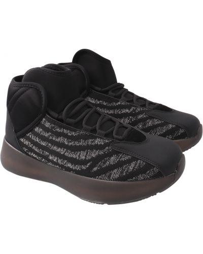 Ботинки на платформе - черные Arees Meniwa