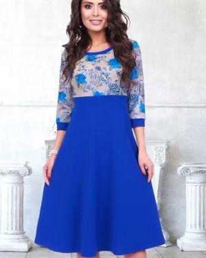Платье с завышенной талией с цветочным принтом Bellovera