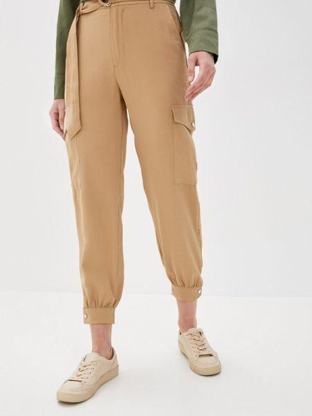 Бежевые брюки Softy