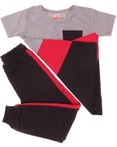 Черная спортивная футболка Joi