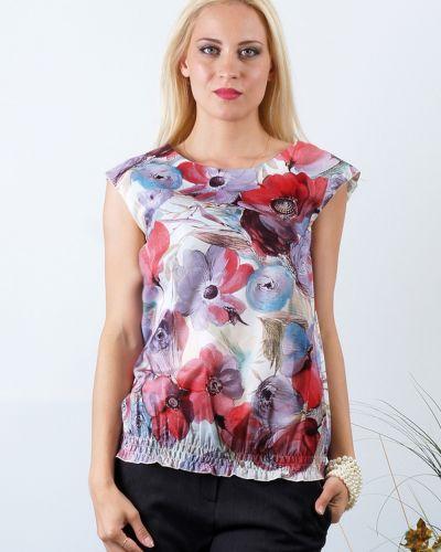 Блузка без рукавов на резинке с вырезом Lacywear